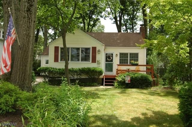 145 Rainbow Trl, Parsippany-Troy Hills Twp., NJ 07834 (MLS #3646586) :: RE/MAX Select
