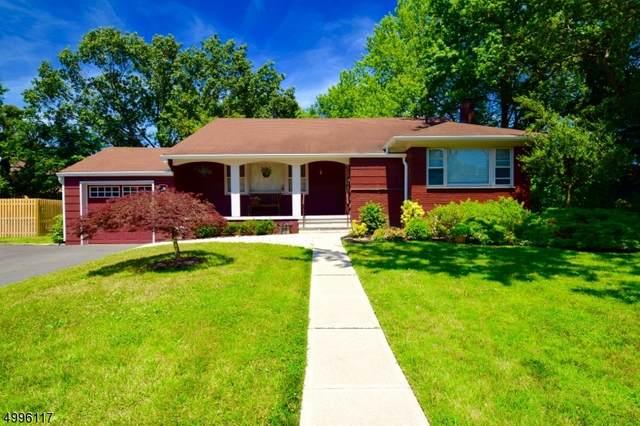 8 Briar Hills Cir, Springfield Twp., NJ 07081 (MLS #3646627) :: The Sikora Group