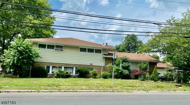 720 St Georges Ave, Rahway City, NJ 07065 (MLS #3646677) :: The Sikora Group