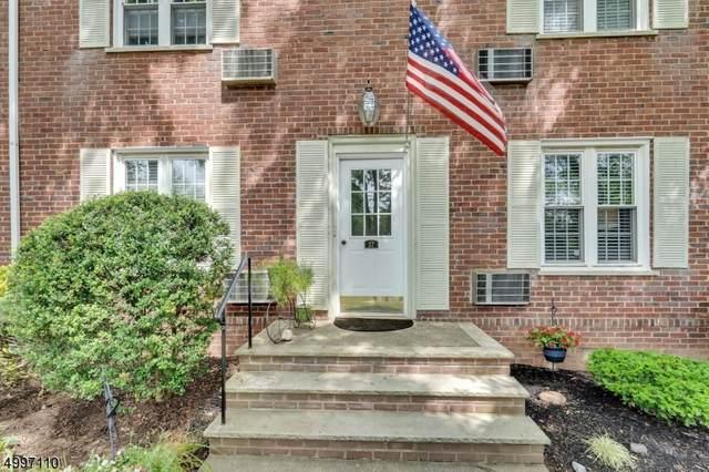 37 Parkway Vlg #37, Cranford Twp., NJ 07016 (#3646704) :: NJJoe Group at Keller Williams Park Views Realty