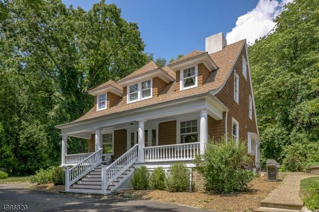 155 Claremont Rd, Bernardsville Boro, NJ 07924 (MLS #3646741) :: The Sue Adler Team