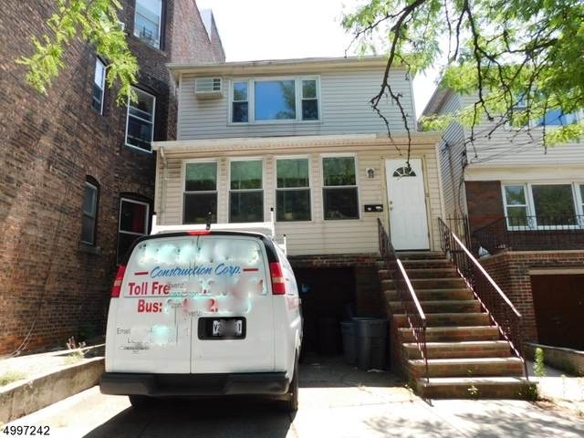 166 Central Ave, Jersey City, NJ 07307 (MLS #3646777) :: The Lane Team