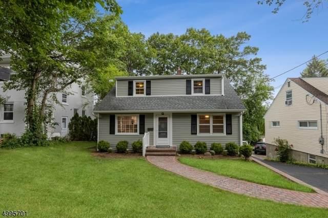 14 Roosevelt St, Roseland Boro, NJ 07068 (MLS #3646782) :: SR Real Estate Group