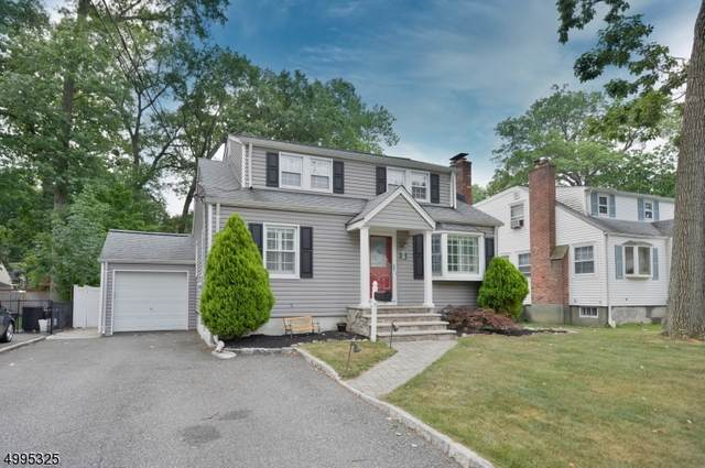 36 Hillcrest Dr, Wayne Twp., NJ 07470 (MLS #3646788) :: The Karen W. Peters Group at Coldwell Banker Realty