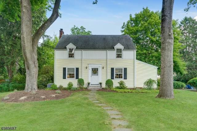 30 S Alward Ave, Bernards Twp., NJ 07920 (MLS #3646789) :: Rob Sago Home Group