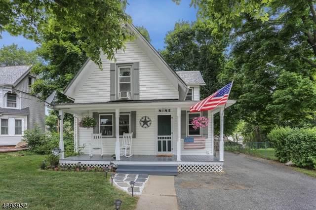 9 High St, Andover Boro, NJ 07821 (MLS #3646804) :: William Raveis Baer & McIntosh