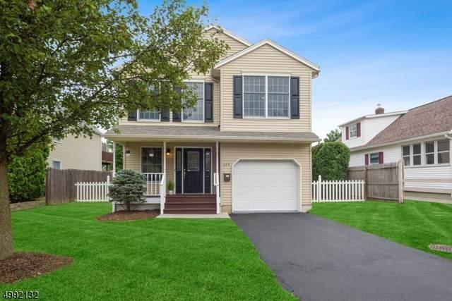 117 Fairchild Ave, Morris Twp., NJ 07950 (MLS #3646810) :: Coldwell Banker Residential Brokerage