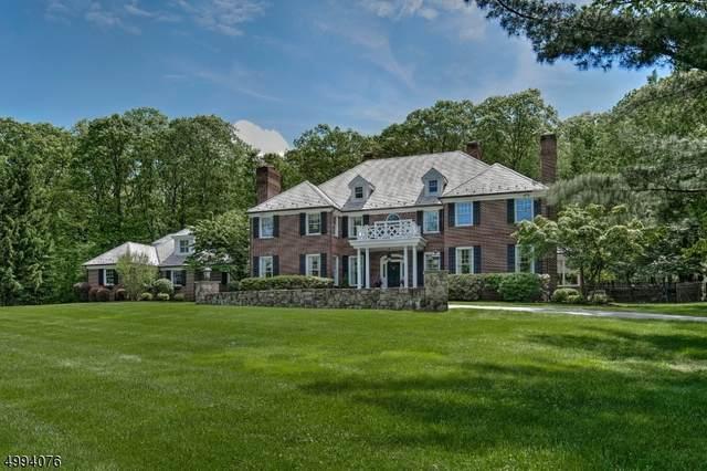 2 Tall Oaks Ct, Mendham Twp., NJ 07945 (MLS #3646819) :: SR Real Estate Group