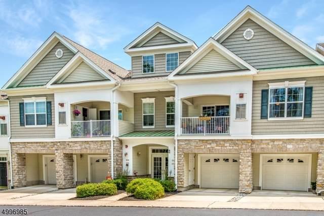 207 Stone Creek Ct, Hanover Twp., NJ 07981 (MLS #3646841) :: The Sikora Group