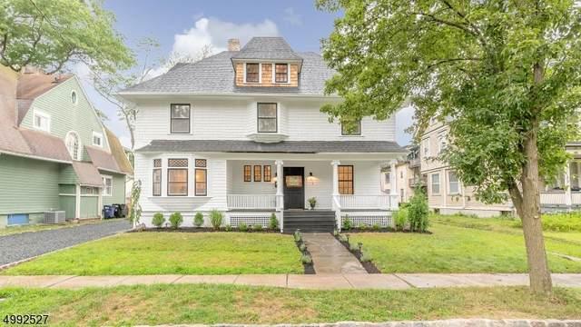 810 Hillside Ave, Plainfield City, NJ 07060 (MLS #3646903) :: Kiliszek Real Estate Experts