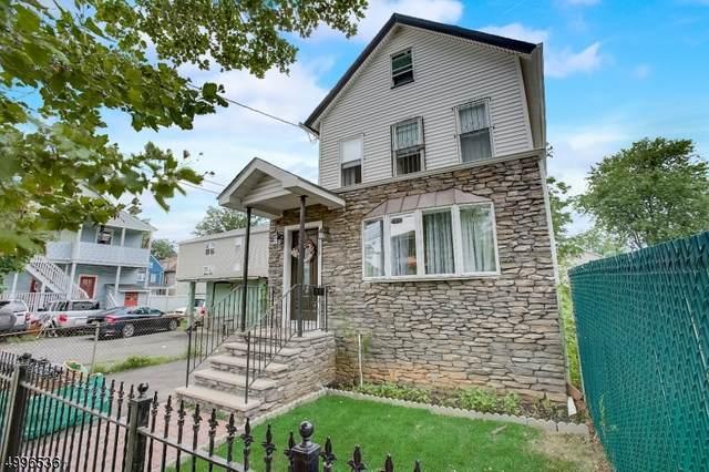 510 Adams Ave, Elizabeth City, NJ 07201 (MLS #3646983) :: Coldwell Banker Residential Brokerage
