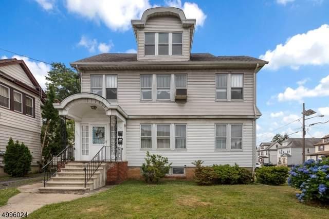 714 Murray St, Elizabeth City, NJ 07202 (MLS #3647006) :: Coldwell Banker Residential Brokerage