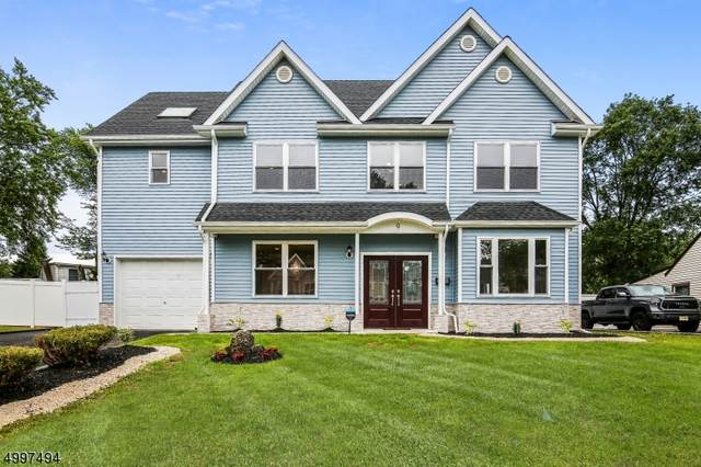9 Markham Rd, Edison Twp., NJ 08817 (MLS #3647025) :: Team Francesco/Christie's International Real Estate