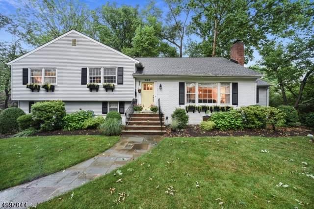 239 Parsonage Hill Rd, Millburn Twp., NJ 07078 (MLS #3647033) :: Coldwell Banker Residential Brokerage