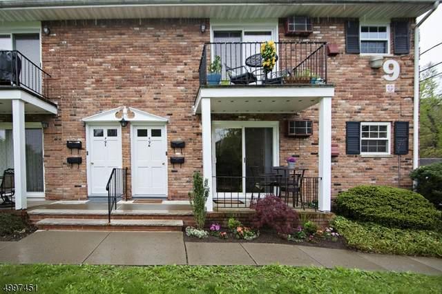 320 South Street 9K K, Morristown Town, NJ 07960 (MLS #3647107) :: Weichert Realtors