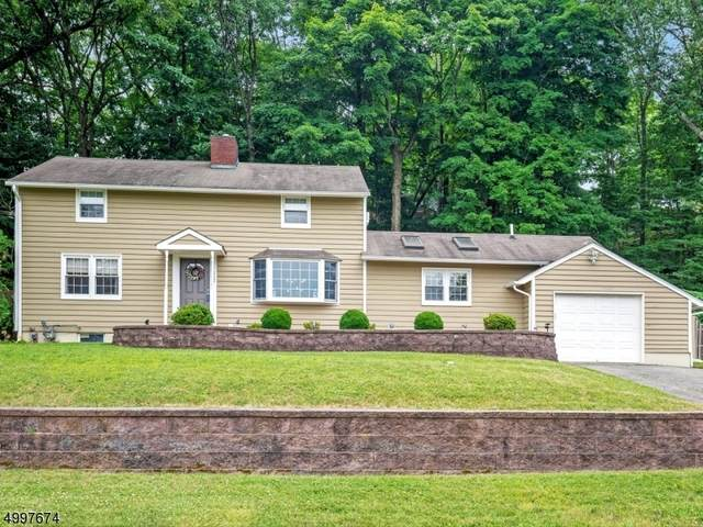 117 Summit Rd, Sparta Twp., NJ 07871 (#3647182) :: Nexthome Force Realty Partners