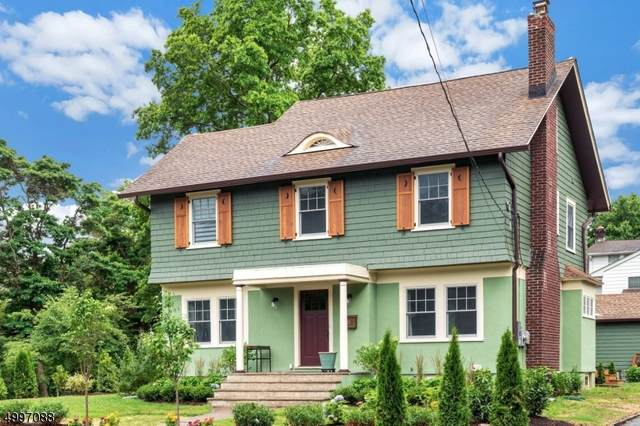 93 Watchung Ave, Montclair Twp., NJ 07042 (MLS #3647209) :: Coldwell Banker Residential Brokerage