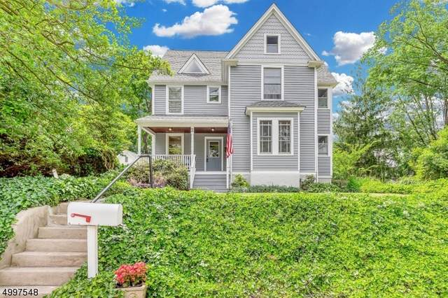 2 Burchfield Ave, Cranford Twp., NJ 07016 (MLS #3647310) :: The Sue Adler Team