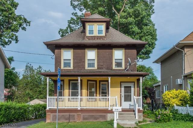 106 Union Ave, Nutley Twp., NJ 07110 (MLS #3647321) :: Coldwell Banker Residential Brokerage