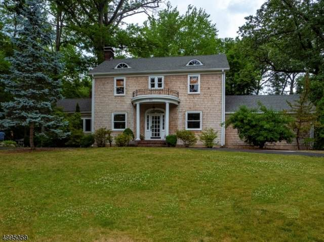341 Boulevard, Mountain Lakes Boro, NJ 07046 (MLS #3647352) :: Weichert Realtors