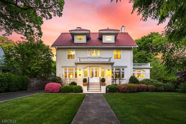 311 Ridgewood Ave, Glen Ridge Boro Twp., NJ 07028 (MLS #3647368) :: Coldwell Banker Residential Brokerage