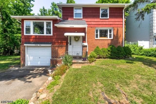 21 Barrington Rd, Parsippany-Troy Hills Twp., NJ 07054 (MLS #3647375) :: Weichert Realtors