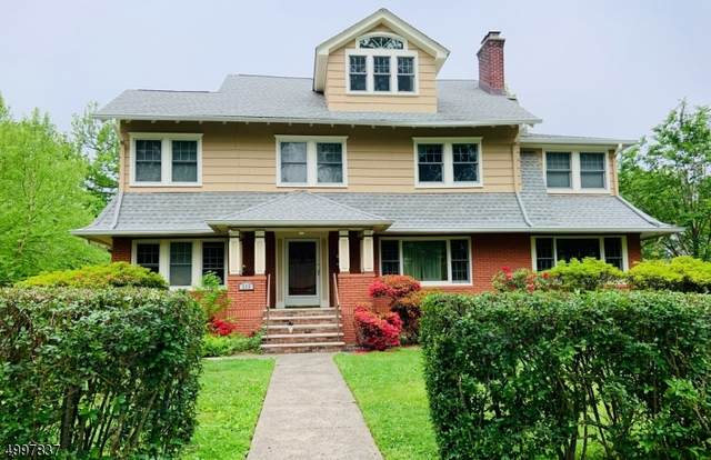 252 Christopher St, Montclair Twp., NJ 07043 (MLS #3647398) :: Coldwell Banker Residential Brokerage