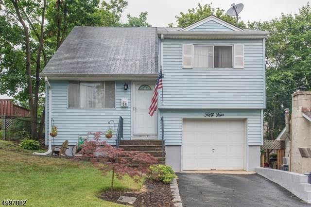 54 Iroquois Ave, Parsippany-Troy Hills Twp., NJ 07034 (MLS #3647405) :: Weichert Realtors