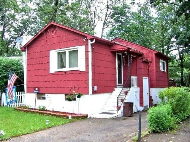 319 Tulsa Trl, Hopatcong Boro, NJ 07843 (MLS #3647425) :: Coldwell Banker Residential Brokerage