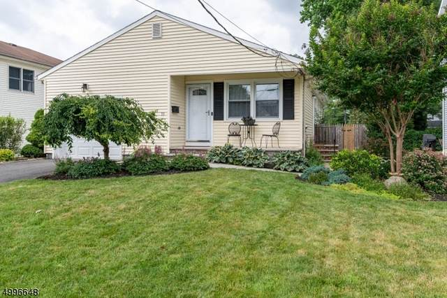 33 Harrison St, Clark Twp., NJ 07066 (MLS #3647470) :: Weichert Realtors