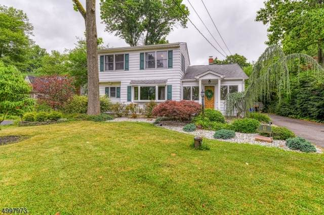 11 Forest Ave, Franklin Twp., NJ 08540 (MLS #3647485) :: The Sikora Group