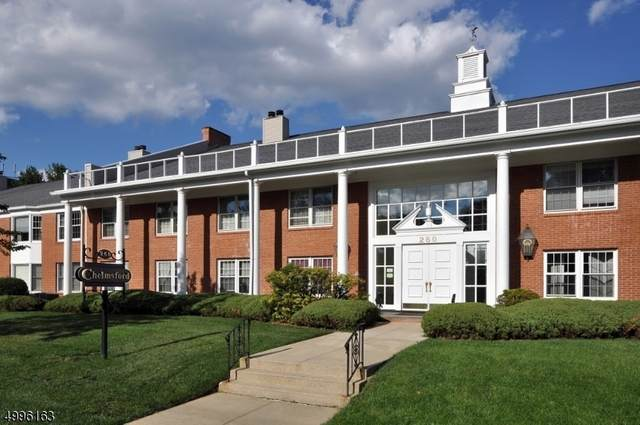 260 Prospect Street Unit 18, Westfield Town, NJ 07090 (MLS #3647505) :: SR Real Estate Group