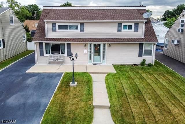 94 Hickory St, Carteret Boro, NJ 07008 (MLS #3647522) :: Coldwell Banker Residential Brokerage