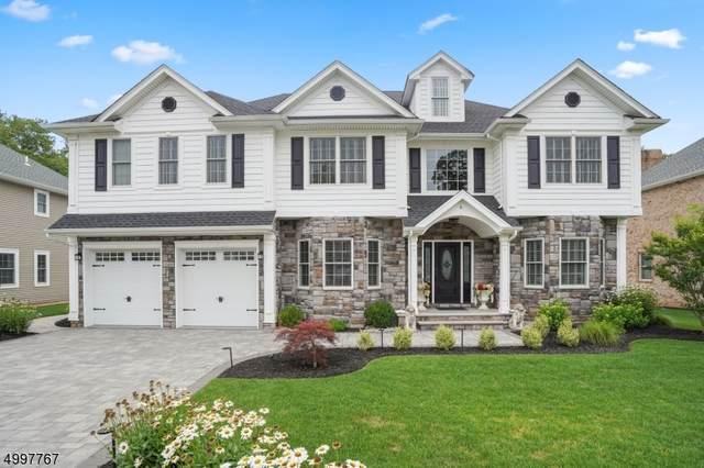 6 Madden Ct, Springfield Twp., NJ 07081 (#3647523) :: Jason Freeby Group at Keller Williams Real Estate