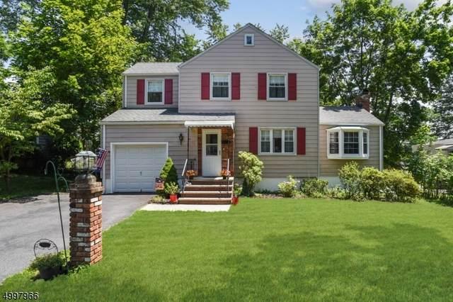 31 Collinwood Ave, Livingston Twp., NJ 07039 (MLS #3647579) :: The Sue Adler Team
