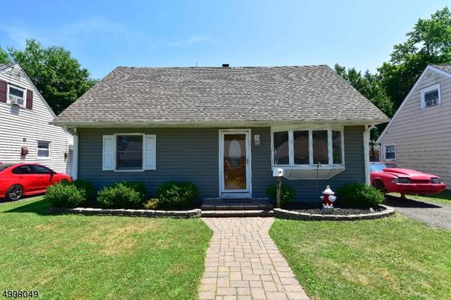 35 Central Ave, Pompton Lakes Boro, NJ 07442 (#3647580) :: Jason Freeby Group at Keller Williams Real Estate