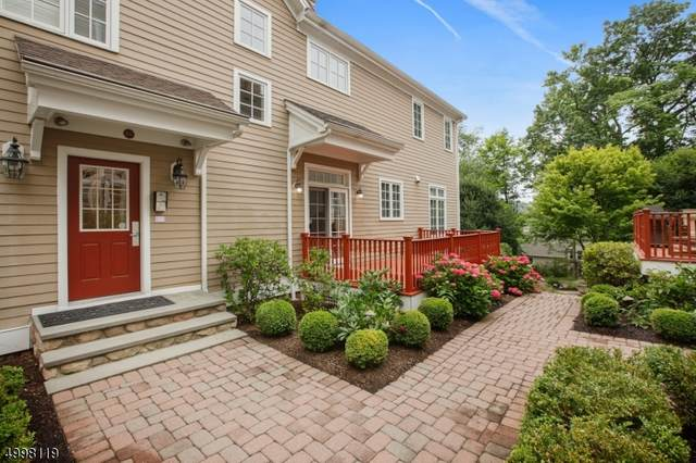 60 Chestnut St Unit 5, Morristown Town, NJ 07960 (MLS #3647618) :: Weichert Realtors