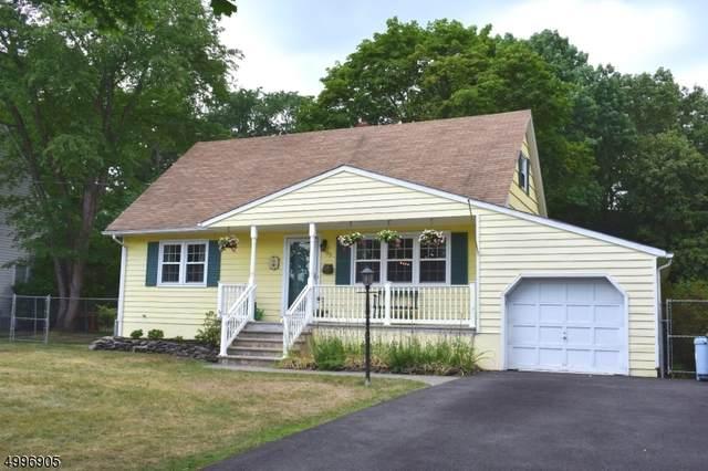 39 Green View Dr, Pequannock Twp., NJ 07440 (MLS #3647627) :: The Sikora Group