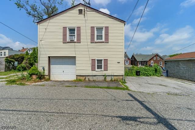100 Burwell Aly, Phillipsburg Town, NJ 08865 (MLS #3647634) :: The Sikora Group