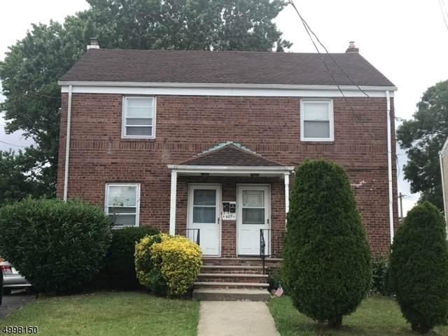 607 Chetwood St, Elizabeth City, NJ 07202 (MLS #3647637) :: The Lane Team