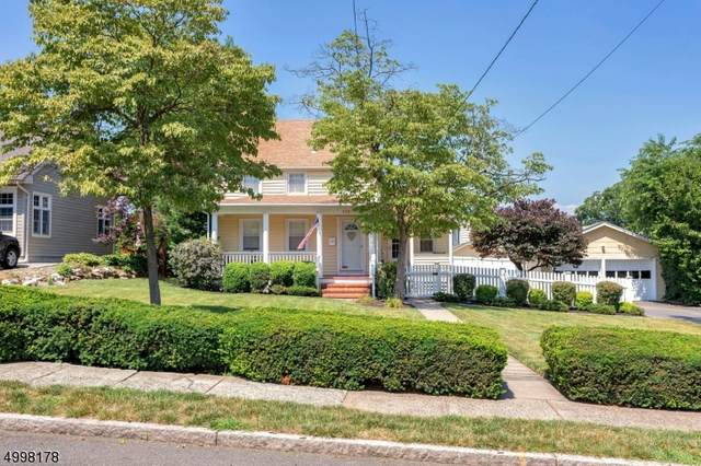228 High St, Nutley Twp., NJ 07110 (MLS #3647652) :: RE/MAX Select