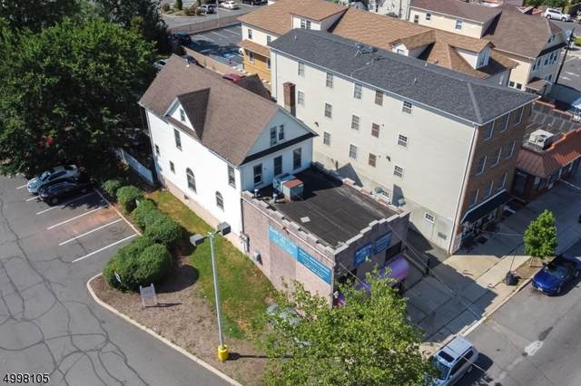 218 Rahway Ave, Elizabeth City, NJ 07202 (MLS #3647726) :: Coldwell Banker Residential Brokerage