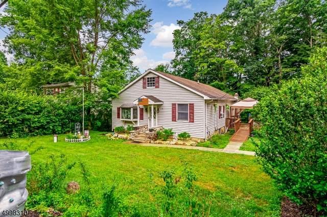 92 Prospect Rd, Jefferson Twp., NJ 07849 (MLS #3647775) :: The Dekanski Home Selling Team