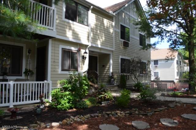 12 Foxwood Dr F, Morris Plains Boro, NJ 07950 (MLS #3647885) :: Weichert Realtors