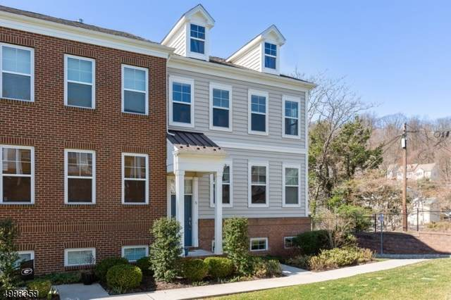 12 Macculloch Ave Unit 5, Morristown Town, NJ 07960 (MLS #3647933) :: SR Real Estate Group