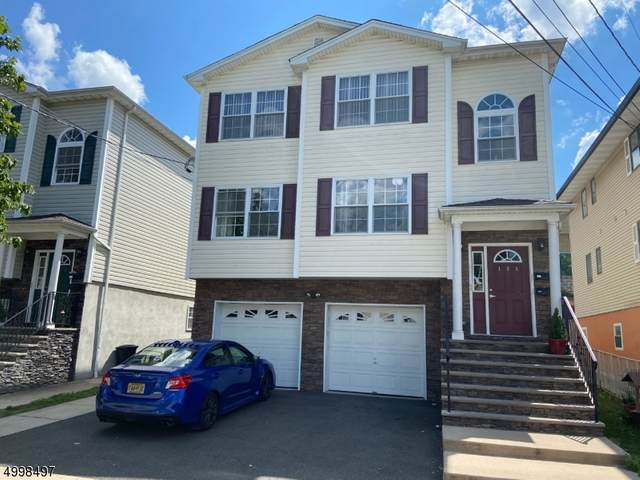 144 Boston Ave, Hillside Twp., NJ 07205 (MLS #3647940) :: Mary K. Sheeran Team