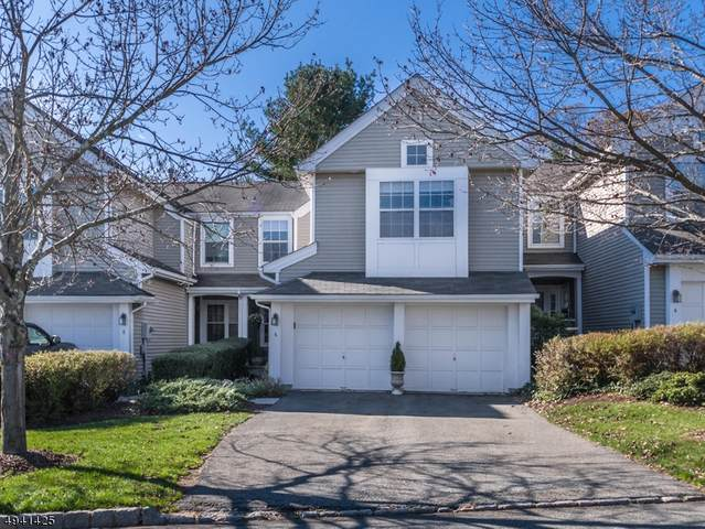 6 Mahogany Way, Randolph Twp., NJ 07869 (MLS #3647944) :: The Sikora Group