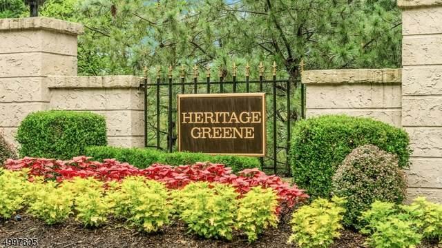 18 Heritage Dr, Chatham Twp., NJ 07928 (MLS #3647947) :: The Sue Adler Team