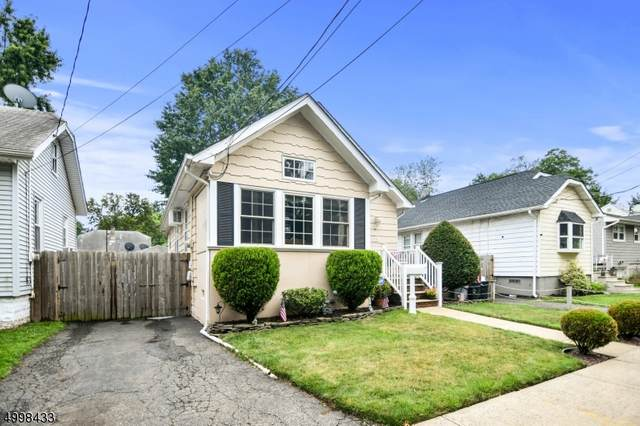 278 Wilson Ave, Rahway City, NJ 07065 (MLS #3647989) :: Mary K. Sheeran Team