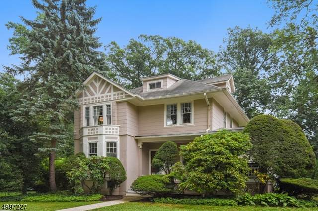 27 Bellevue Ave, Summit City, NJ 07901 (MLS #3648045) :: Mary K. Sheeran Team